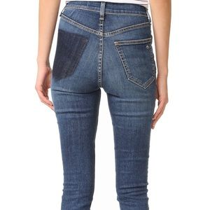 Rag & Bone Dive Skinny Leg Jeans